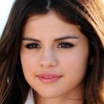 Selena gomez cara