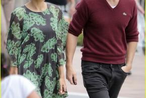 Mendes y Gosling, niño a bordo