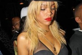 Rihanna acosada