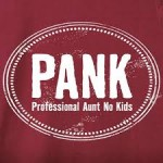 professional aunt no kids PANK