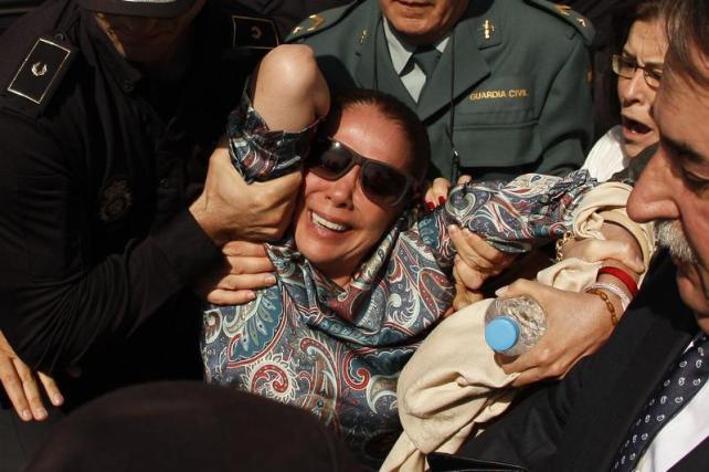 Isabel Pantoja, condenada a 24 meses de prisión por blanqueo