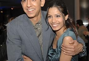 Freida Pinto y Dev Patel rompen su relación.
