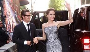 Angelina Jolie se pierde el estreno de su nueva película por culpa de la varicela.
