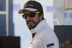 Alonso perdona a la periodista italiana que lo insultó