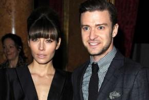 Justin Timberlake y Jessica Biel son padres de un niño